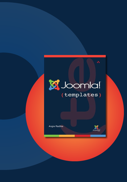 joomla template book cover